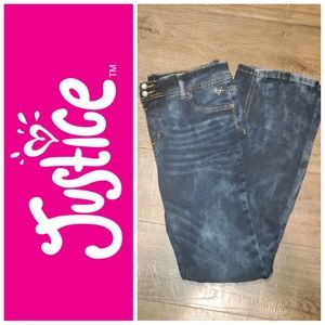 ✨3/$30 JUSTICE 16 PLUS High Waist BOOT JEGGING